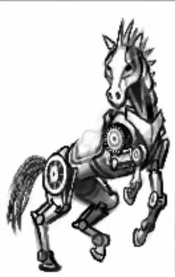 Mechanic Horse
