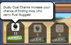 coal charms